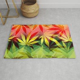 Marijuana Rug