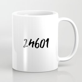 24601 - Les Miserables Coffee Mug