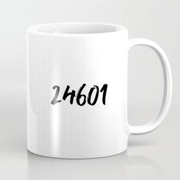 24601 - Les Miserables Coffee Mug
