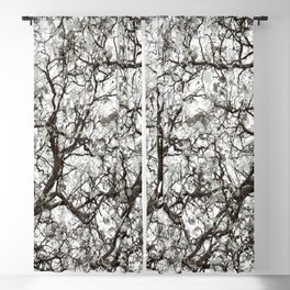 Winter Hunter Camouflage Blackout Curtain