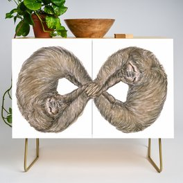 Infinity of Sloth Credenza