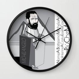 micky Wall Clock