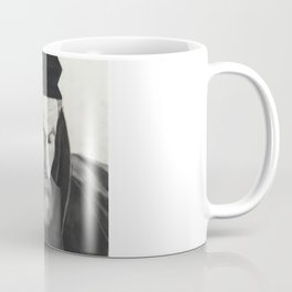 Rabbi praying with Tefillin Coffee Mug