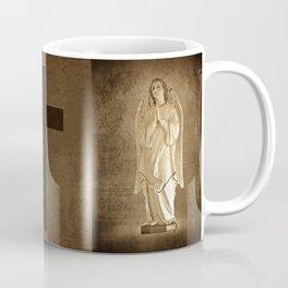 Archangel Gabriel in Prayer Coffee Mug