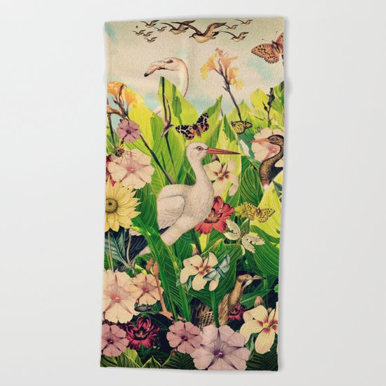 Splendor Beach Towel