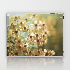 I live in the springtime Laptop & iPad Skin