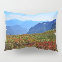 ONCE UPON AN ALPINE MEADOW Pillow Sham