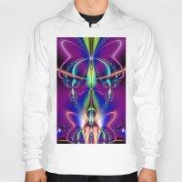 flight Hoodies featuring Flight by Robin Curtiss