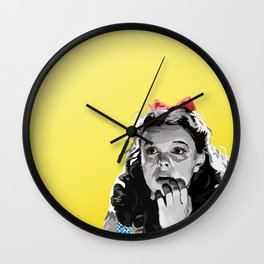 Follow! Wall Clock