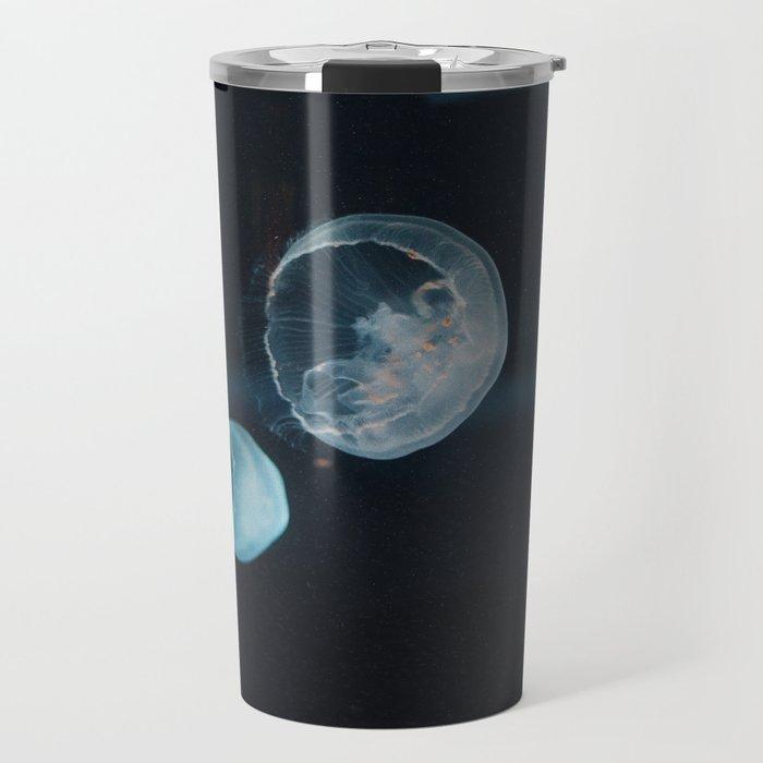 Jellyfish Cells (Color) Travel Mug