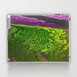 Green Cells Laptop & iPad Skin