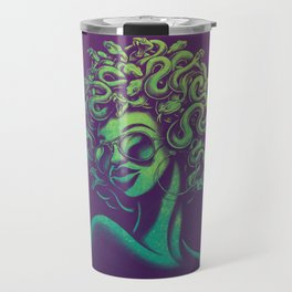Funky Medusa Travel Mug
