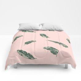 Banana leaf Comforters
