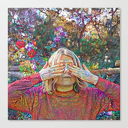 Ty Segall Canvas Print