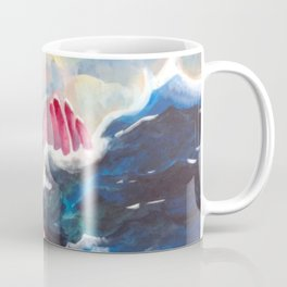 Sea Monster Coffee Mug