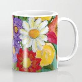 """Flowers for Frida"" Coffee Mug"