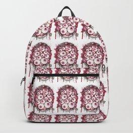Eyes Series RED Backpack