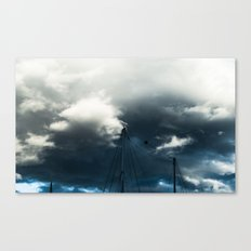 Stormcell Canvas Print