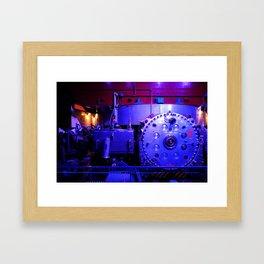 Synchrocyclotron #1 Framed Art Print