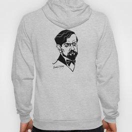 Claude Debussy Hoody