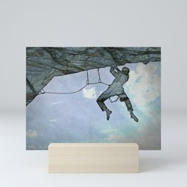 Climb On Mini Art Print