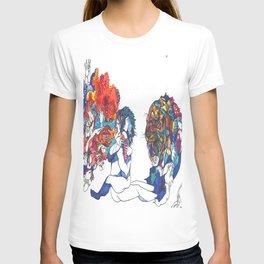 confrontation  T-shirt