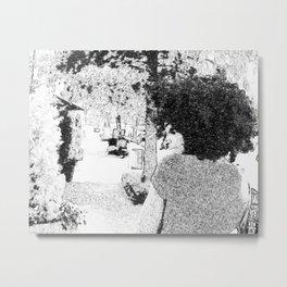 Melanin Queen Metal Print