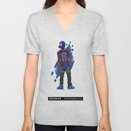 Bench On A QUEST: JC11 Unisex V-Neck