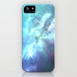 Endless ocean iPhone Case