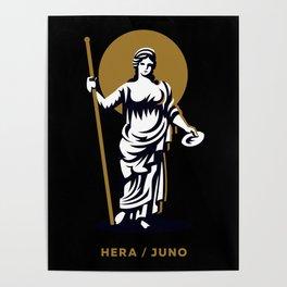 Hera / Juno Poster