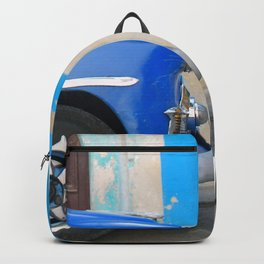Habana Blue Backpack