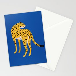 The Stare 2: Golden Cheetah Edition Stationery Cards