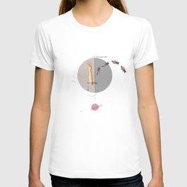 Gravity | Collage T-shirt