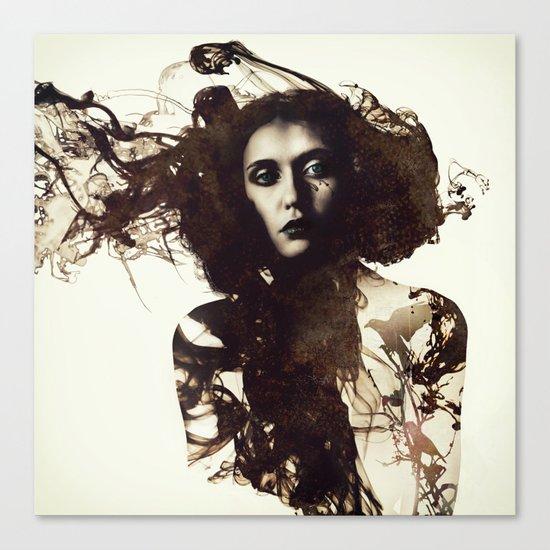 Free Flow Canvas Print