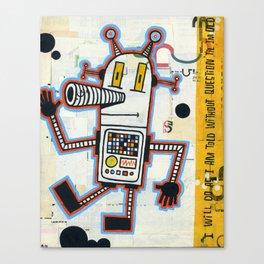 I Will Do, 2008 Canvas Print