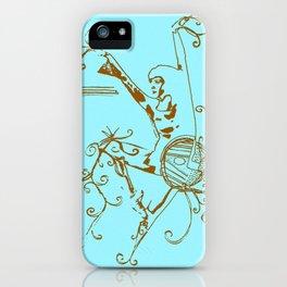 Tiny Dancer [Locust] iPhone Case