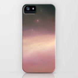 Lofty Clouds iPhone Case