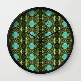 WaterDiamonds Wall Clock