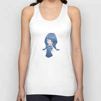 selena Tank Tops featuring Selena by ScytheMeHappy
