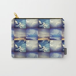 Patchy Sky Carry-All Pouch