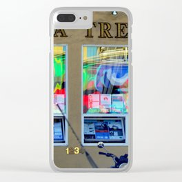 Ultra Lucky 13 Clear iPhone Case
