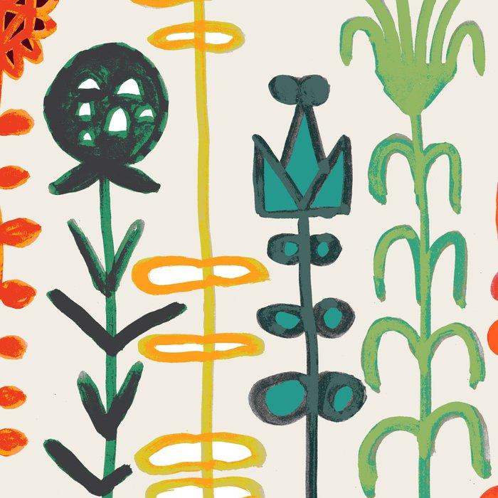 Happy garden Leggings