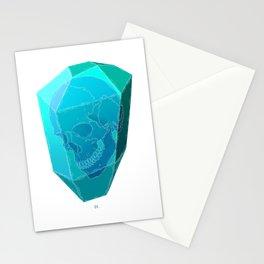 Gemstone - Skull Stationery Cards