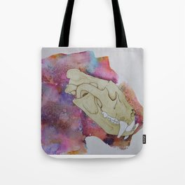 Mystic Tiger Tote Bag