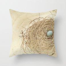 Petit Nest Throw Pillow