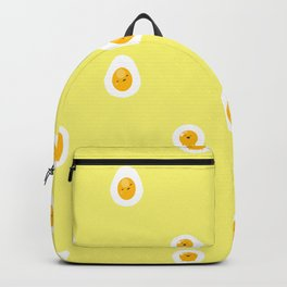 Upset Eggs Backpack