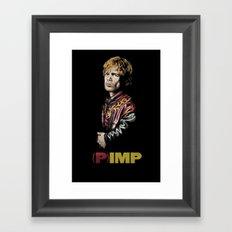 (P)IMP Framed Art Print