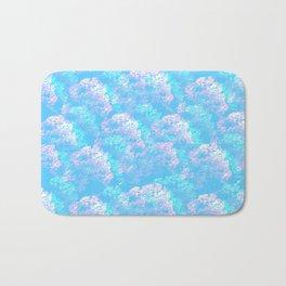 Cloud Blue Bath Mat