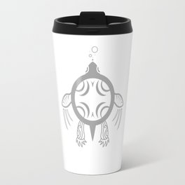 Sea Turtle Bubbles Travel Mug
