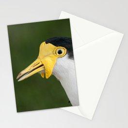 Australian Masked Lapwing Stationery Cards